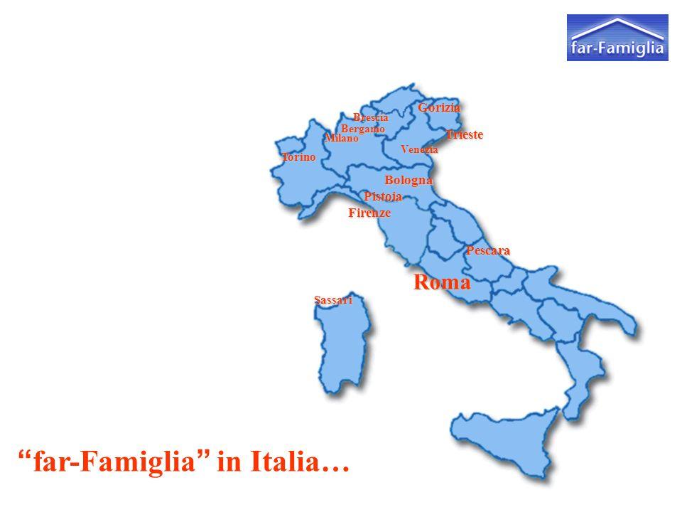 far-Famiglia in Italia…