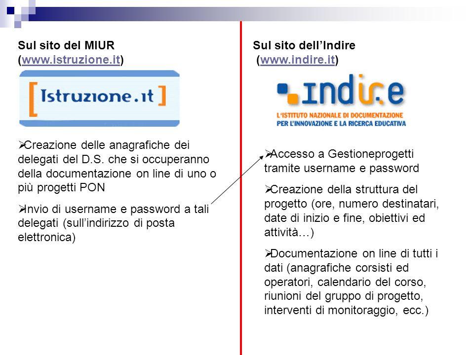 Sul sito del MIUR (www.istruzione.it)