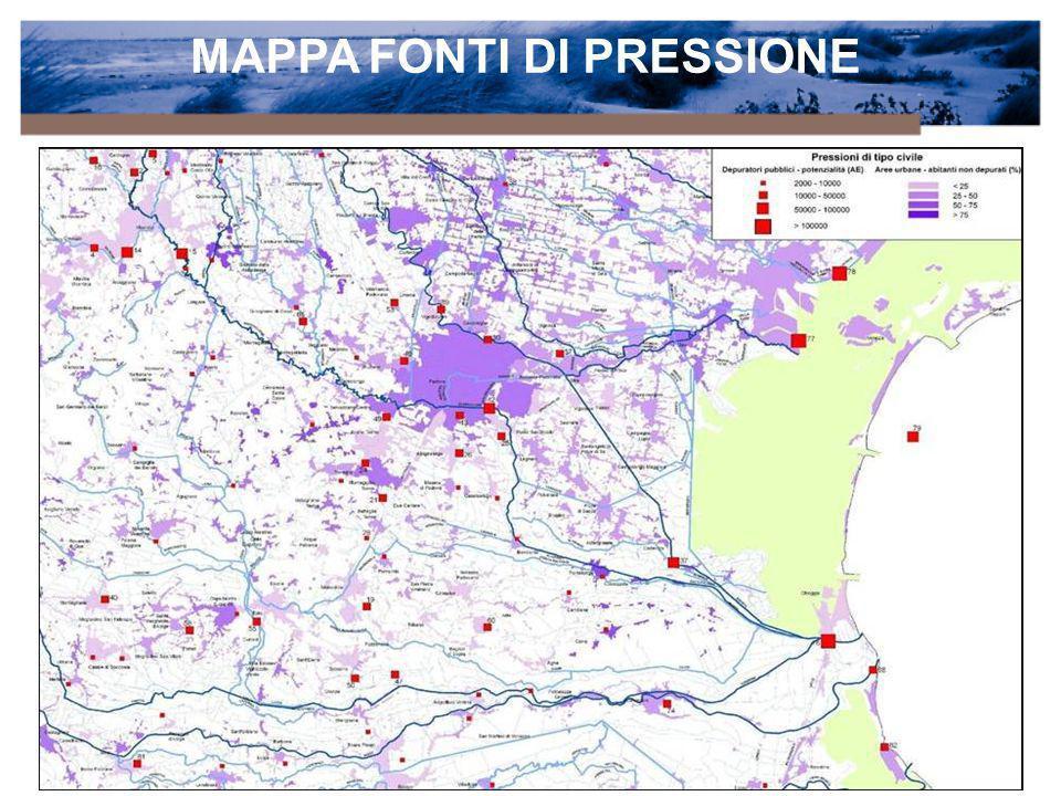 MAPPA FONTI DI PRESSIONE