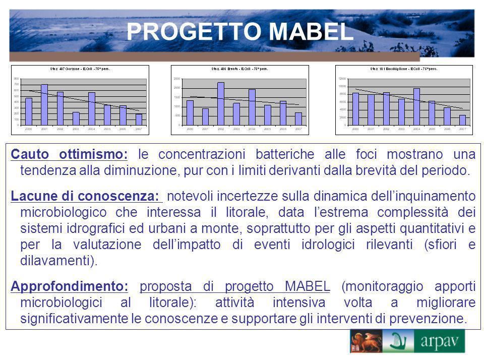 PROGETTO MABEL