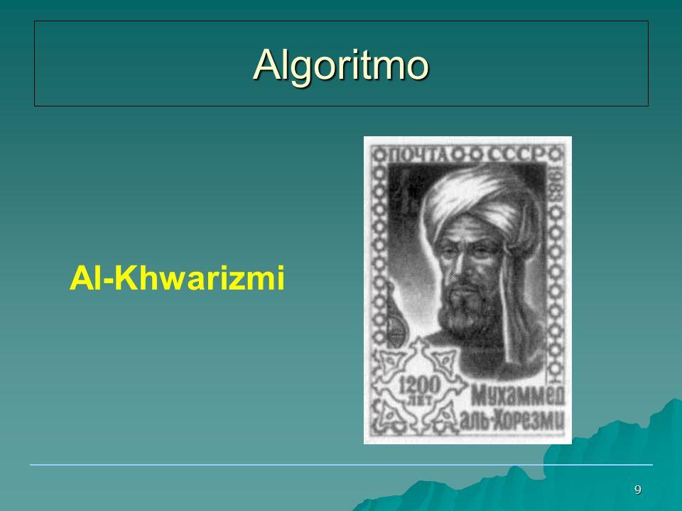 Algoritmo Al-Khwarizmi