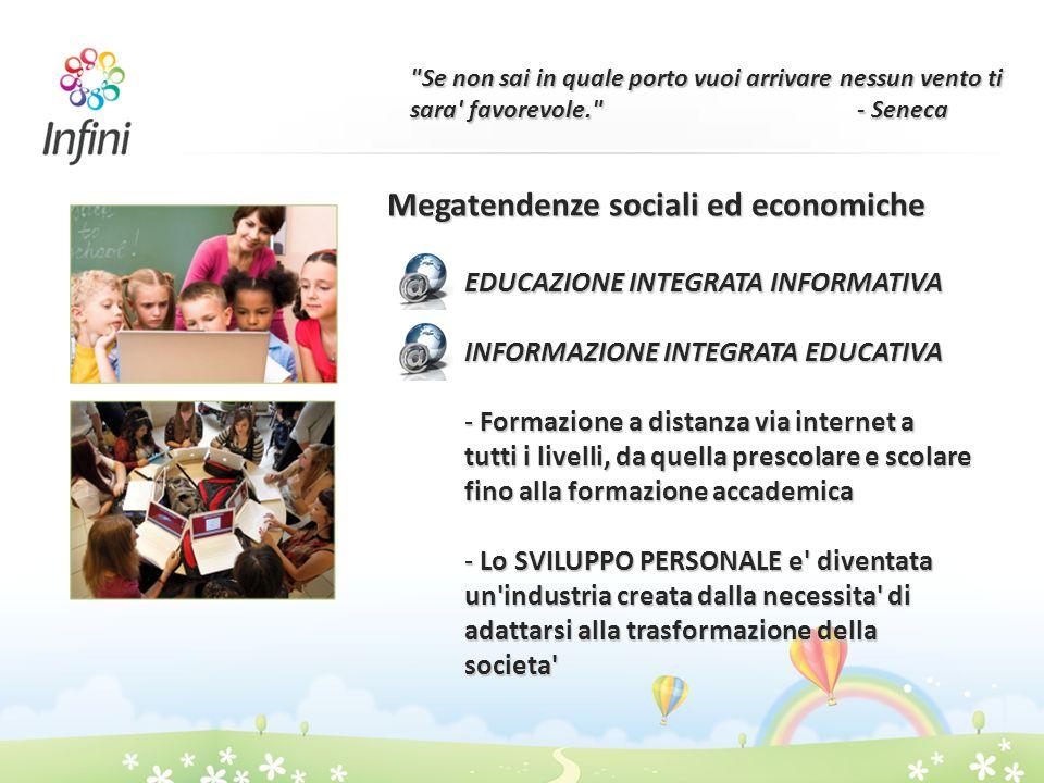 Megatendenze sociali ed economiche