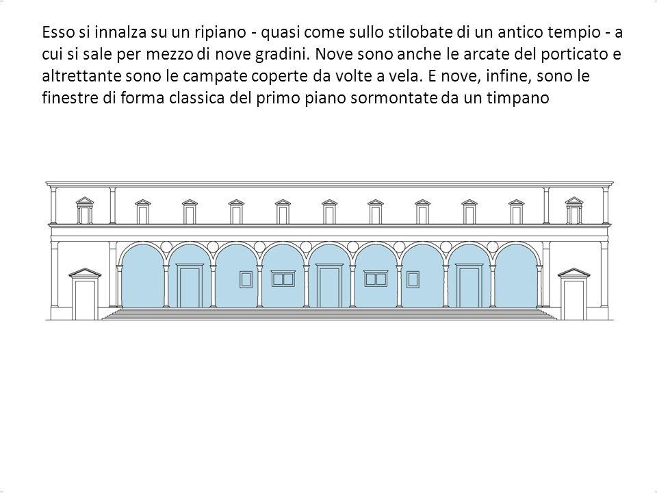 L 39 architettura del quattrocento ppt scaricare for Come costruire un mazzo del secondo piano