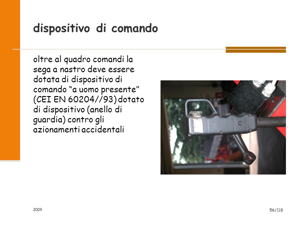 dispositivo di comando