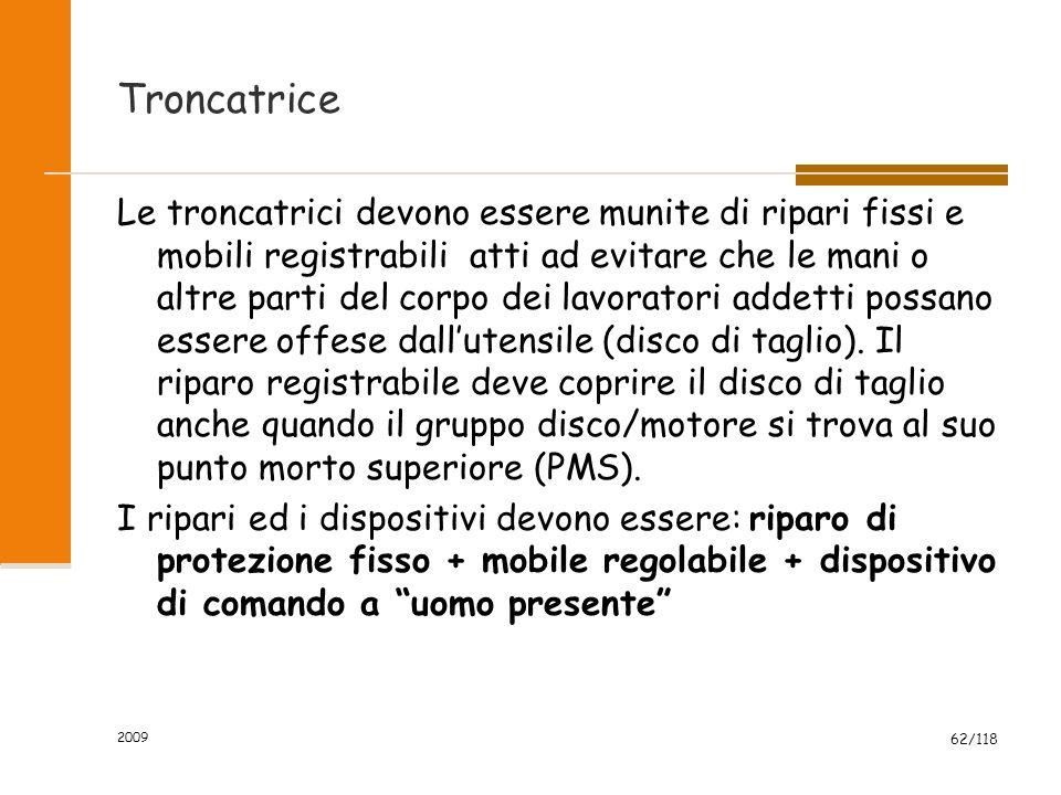 Troncatrice