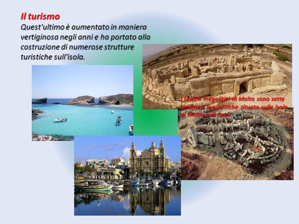 Il turismo Quest ultimo è aumentato in maniera vertiginosa negli anni e ha portato alla costruzione di numerose strutture turistiche sull isola.
