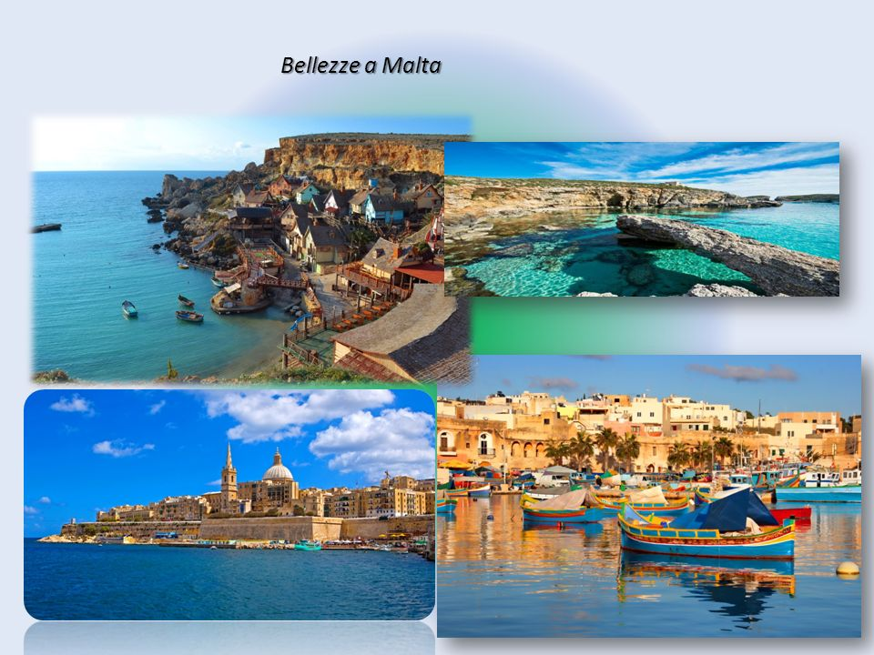Bellezze a Malta