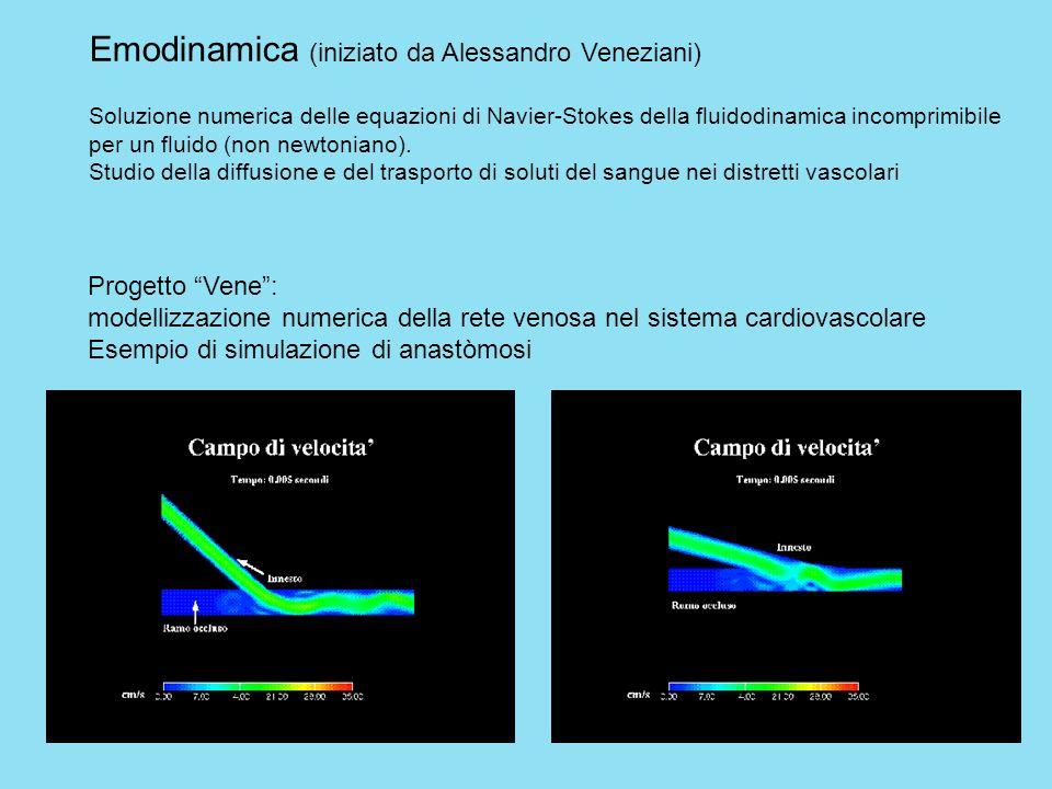 Emodinamica (iniziato da Alessandro Veneziani)