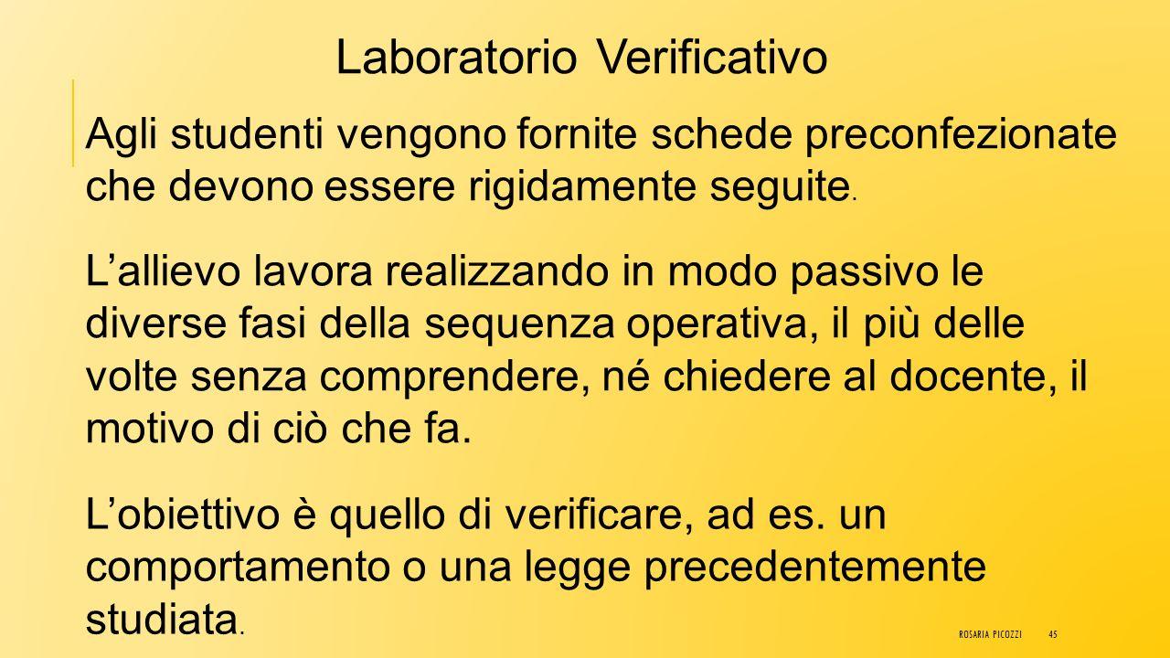 Laboratorio Verificativo