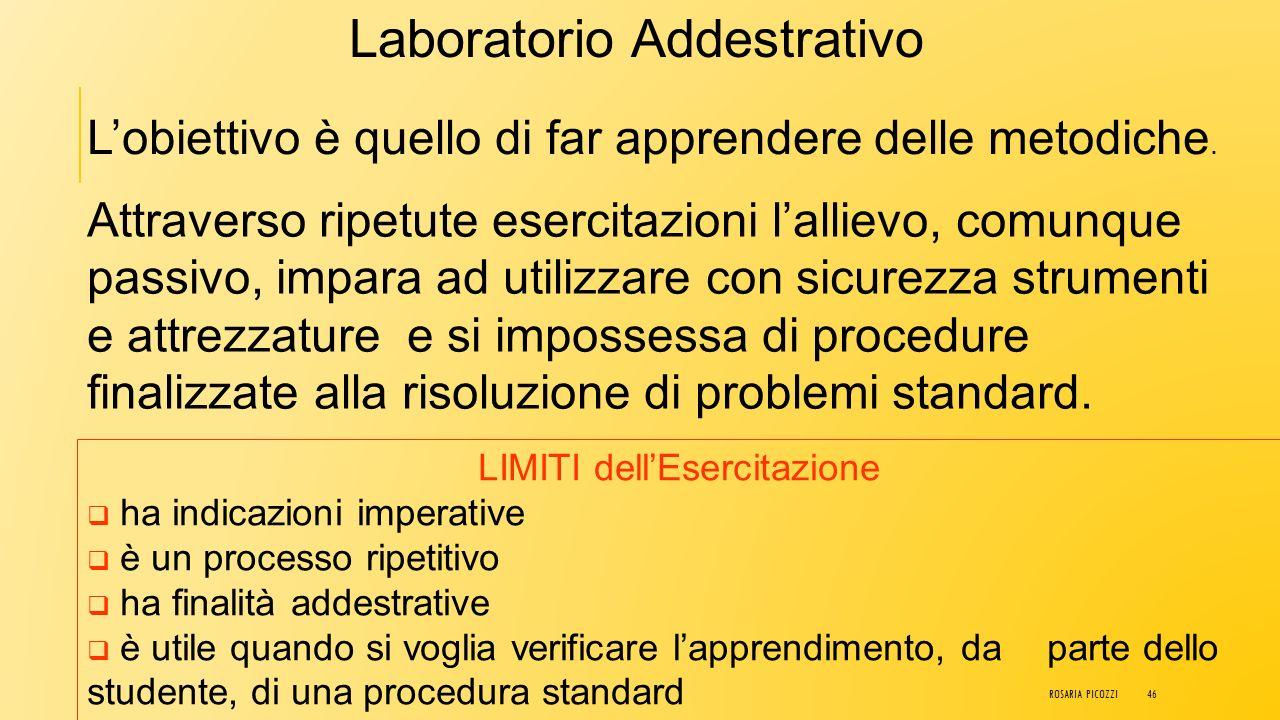 Laboratorio Addestrativo