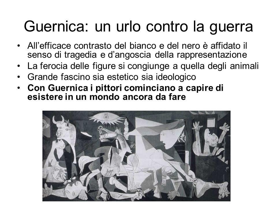 Guernica: un urlo contro la guerra
