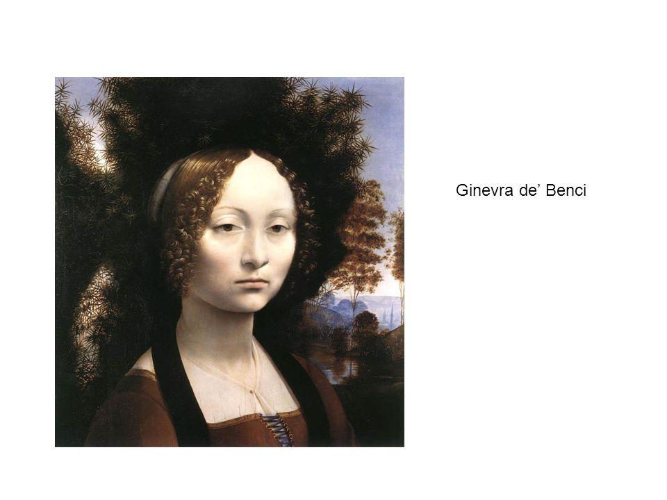 Ginevra de' Benci