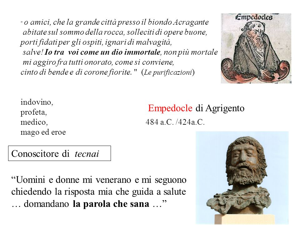 Empedocle di Agrigento