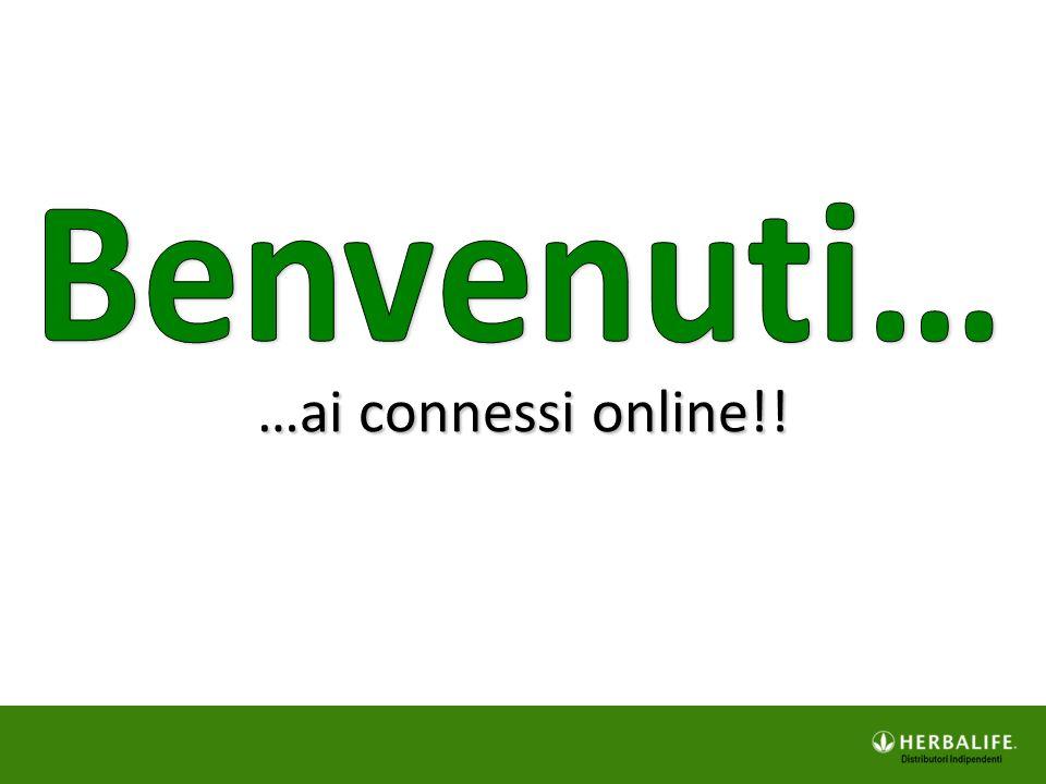 Benvenuti… …ai connessi online!!