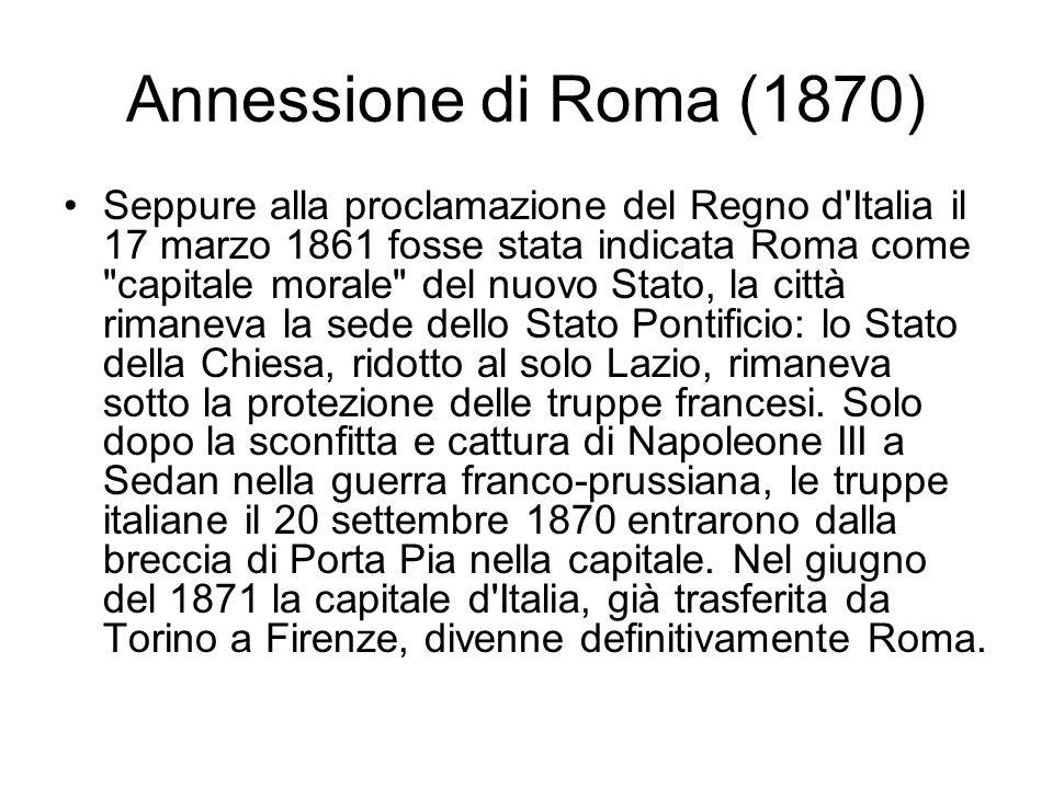 Annessione di Roma (1870)