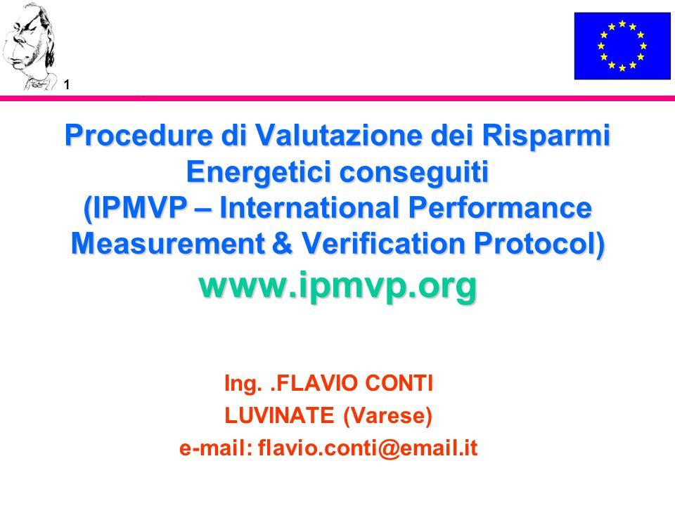 Ing. .FLAVIO CONTI LUVINATE (Varese) e-mail: flavio.conti@email.it