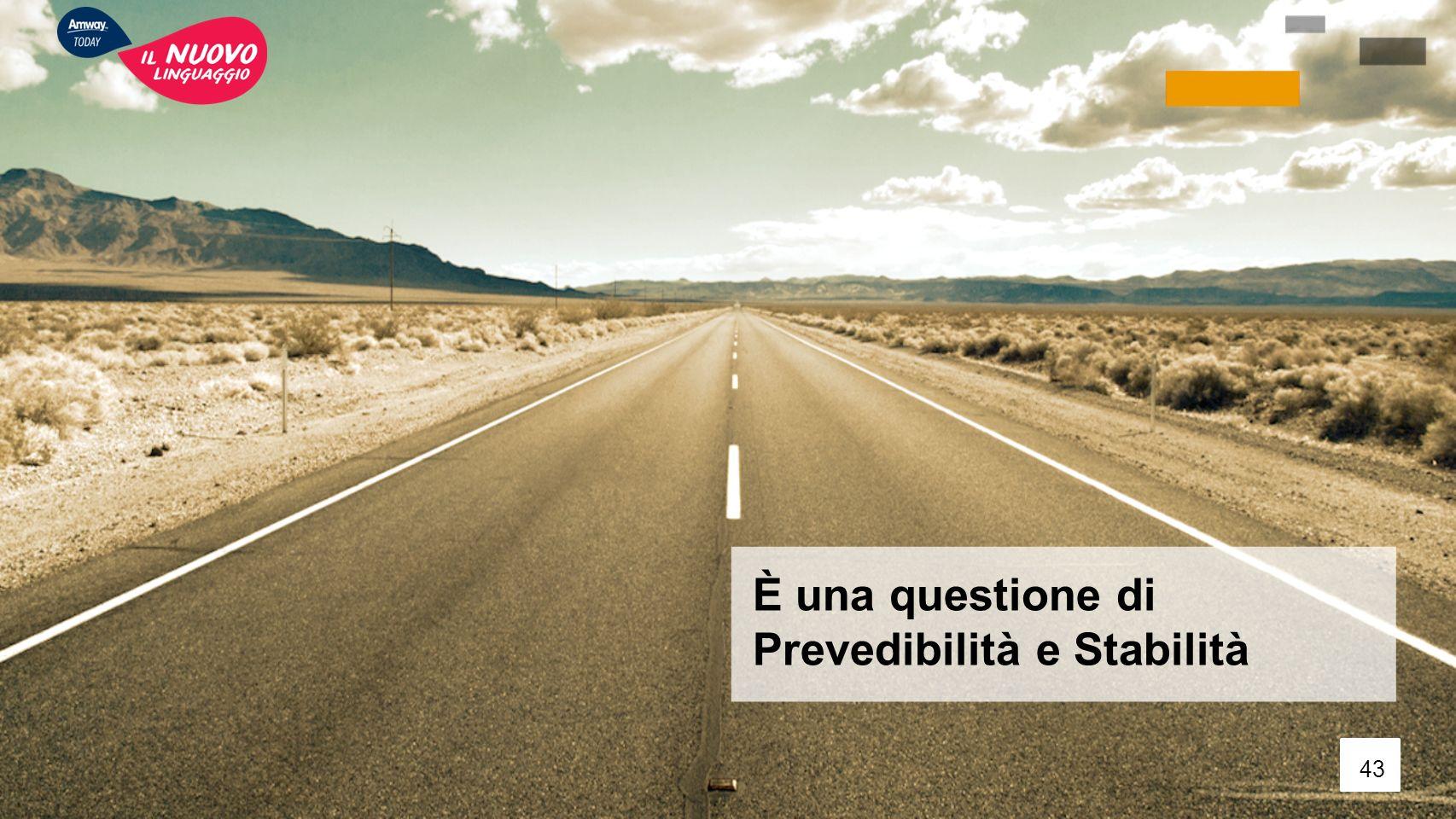 Prevedibilità e Stabilità