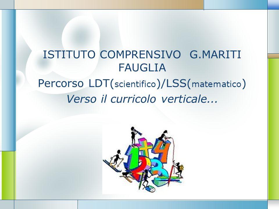 ISTITUTO COMPRENSIVO G.MARITI FAUGLIA