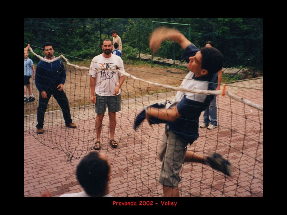 Provonda 2002 - Volley