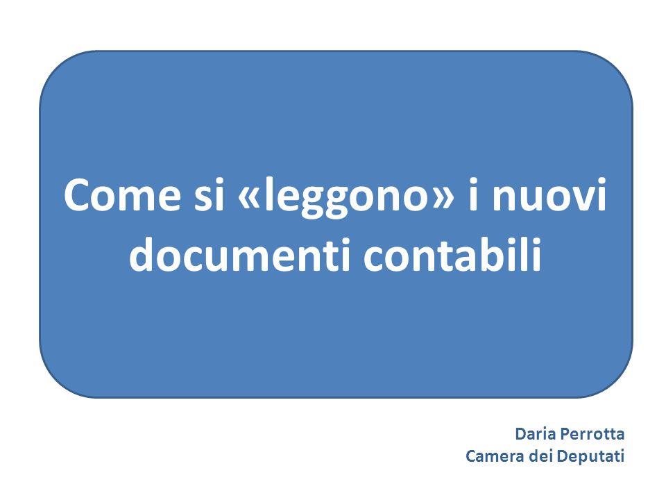 Come si «leggono» i nuovi documenti contabili