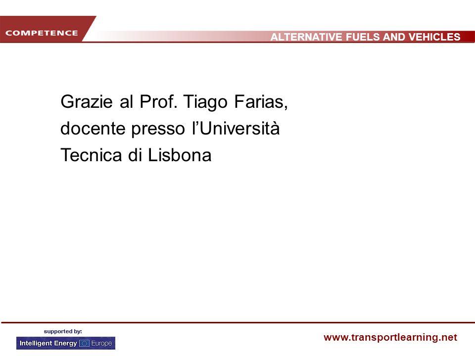 Grazie al Prof. Tiago Farias, docente presso l'Università Tecnica di Lisbona