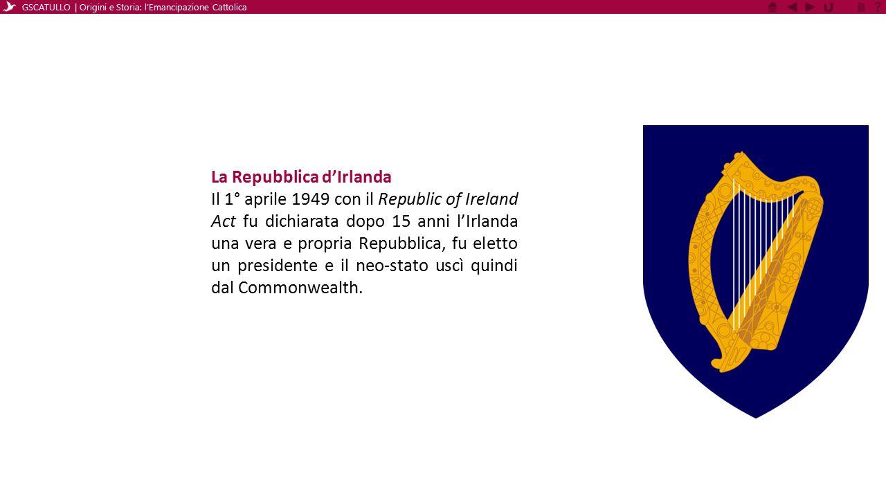 La Repubblica d'Irlanda
