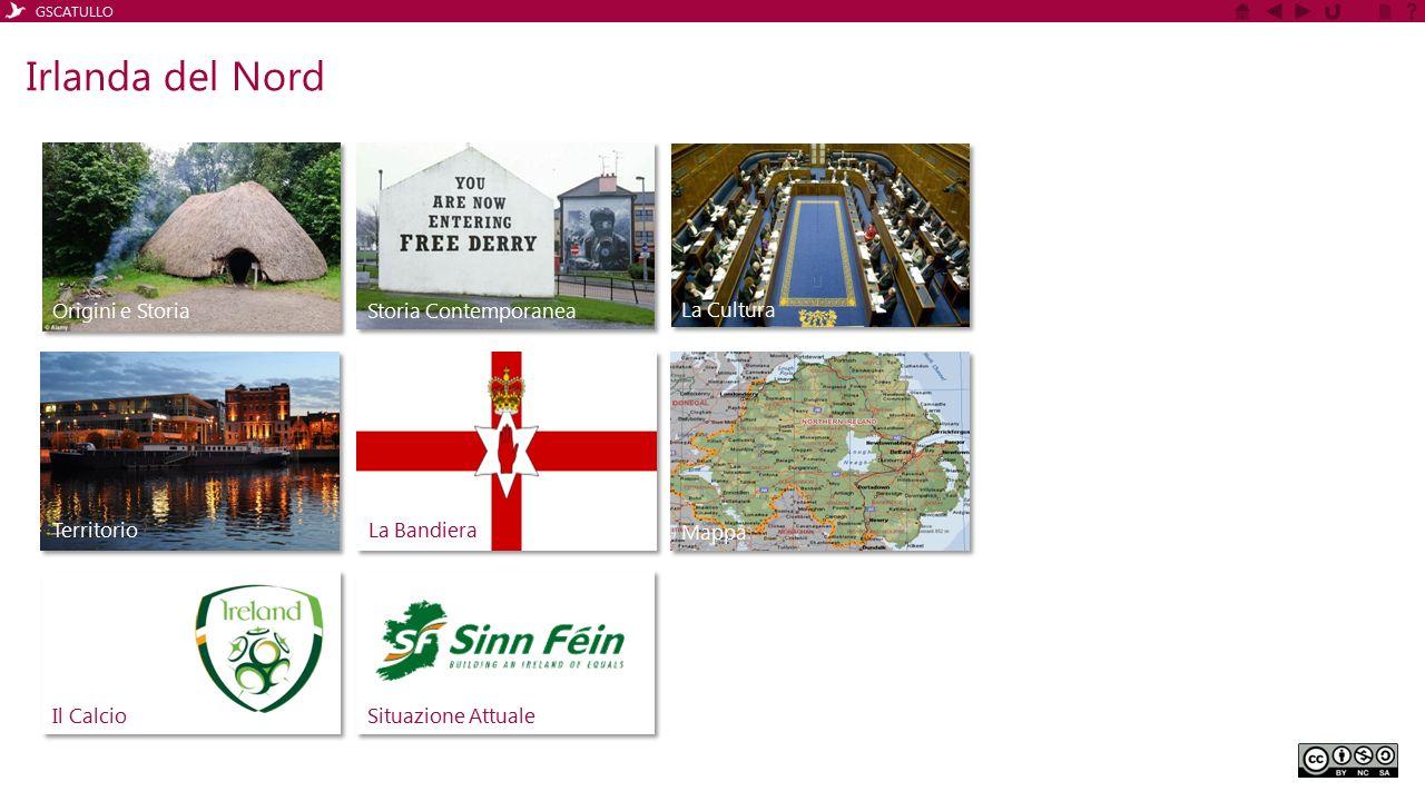 Irlanda del Nord Origini e Storia Storia Contemporanea La Cultura
