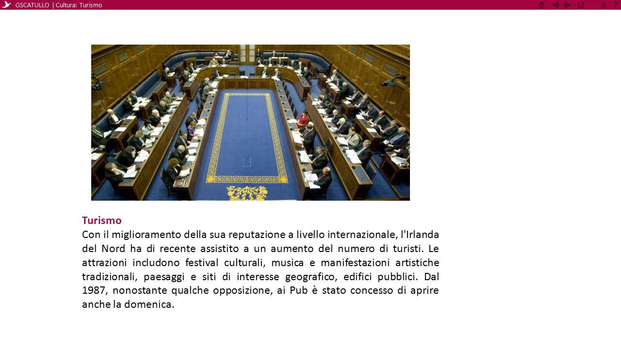 GSCATULLO | Cultura: Turismo