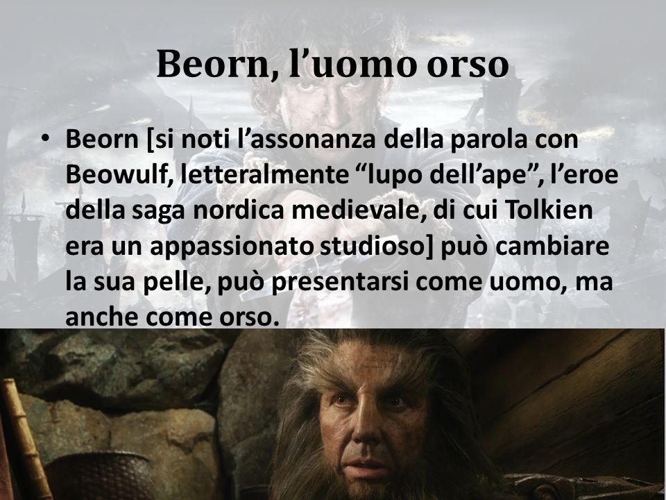 Beorn, l'uomo orso