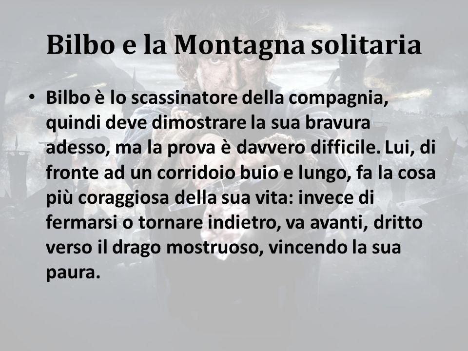 Bilbo e la Montagna solitaria