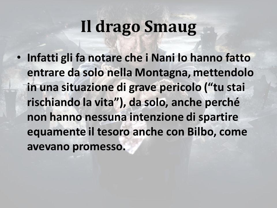 Il drago Smaug