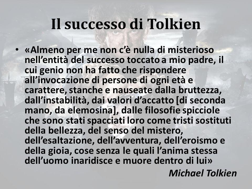 Il successo di Tolkien