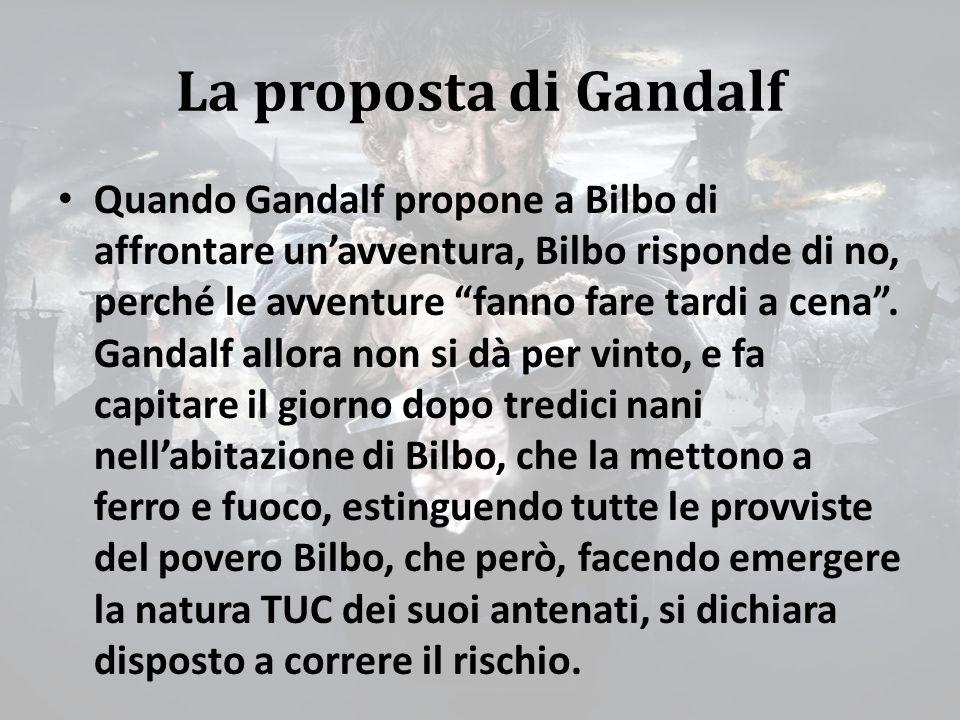 La proposta di Gandalf