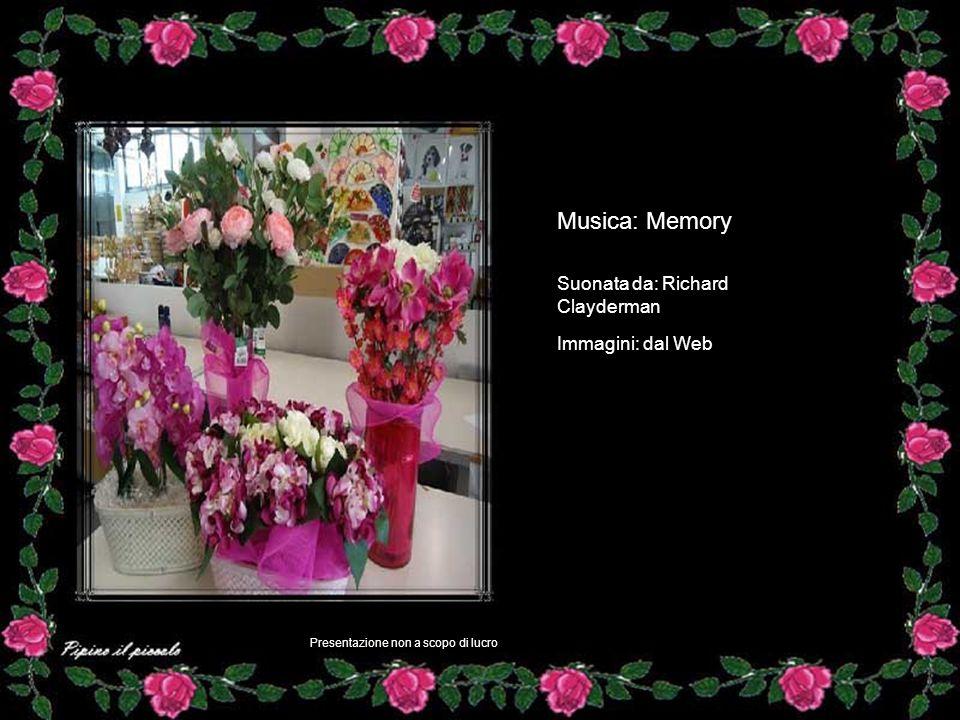 Musica: Memory Suonata da: Richard Clayderman Immagini: dal Web
