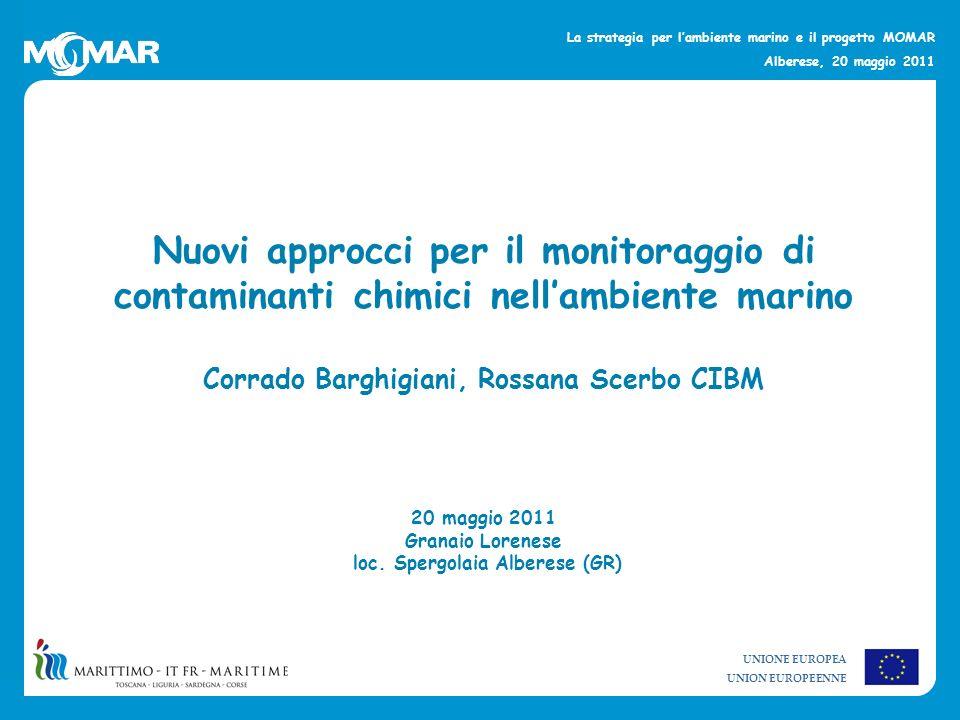 Corrado Barghigiani, Rossana Scerbo CIBM