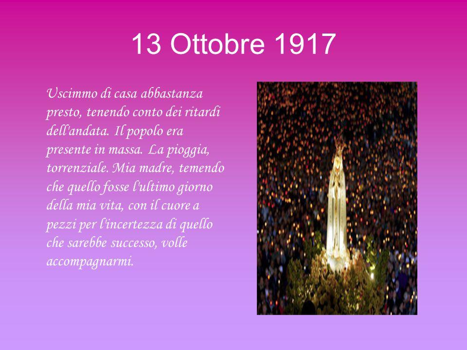 13 Ottobre 1917