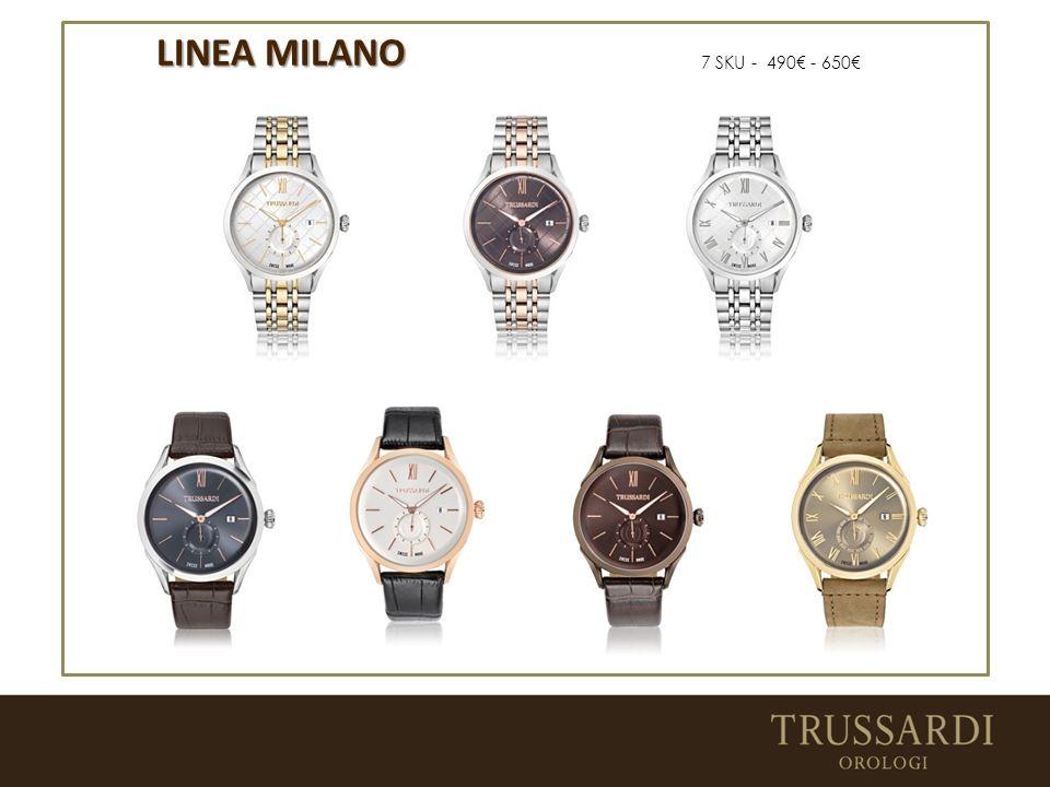 LINEA MILANO 7 SKU - 490€ - 650€