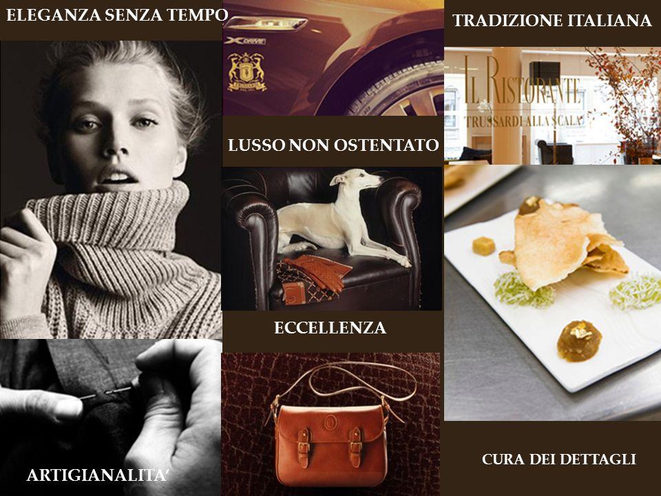 TRADIZIONE ITALIANA ECCELLENZA ARTIGIANALITA'