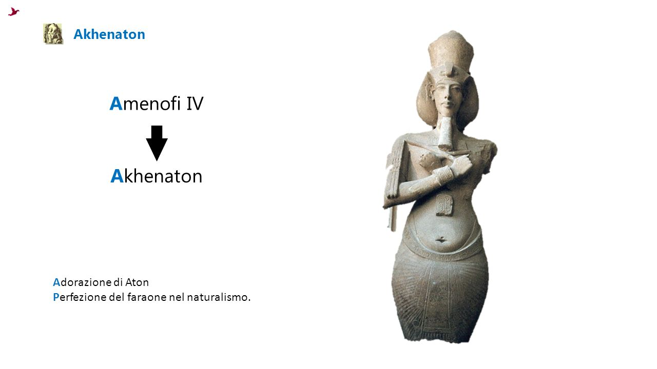 Amenofi IV Akhenaton Akhenaton Adorazione di Aton