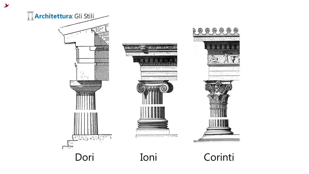 Architettura: Gli Stili