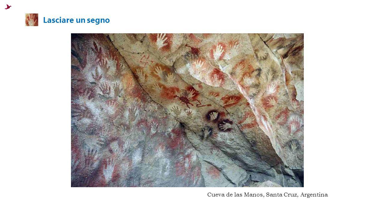 Lasciare un segno Cueva de las Manos, Santa Cruz, Argentina