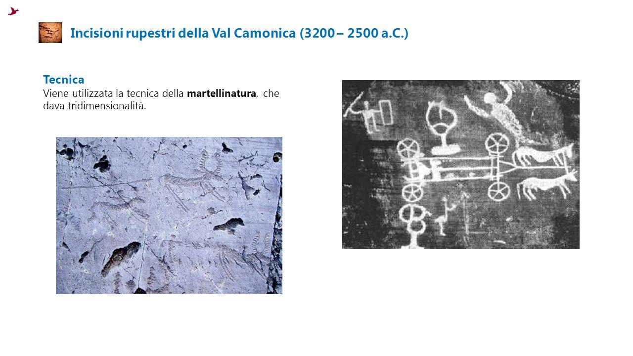 Incisioni rupestri della Val Camonica (3200 – 2500 a.C.)