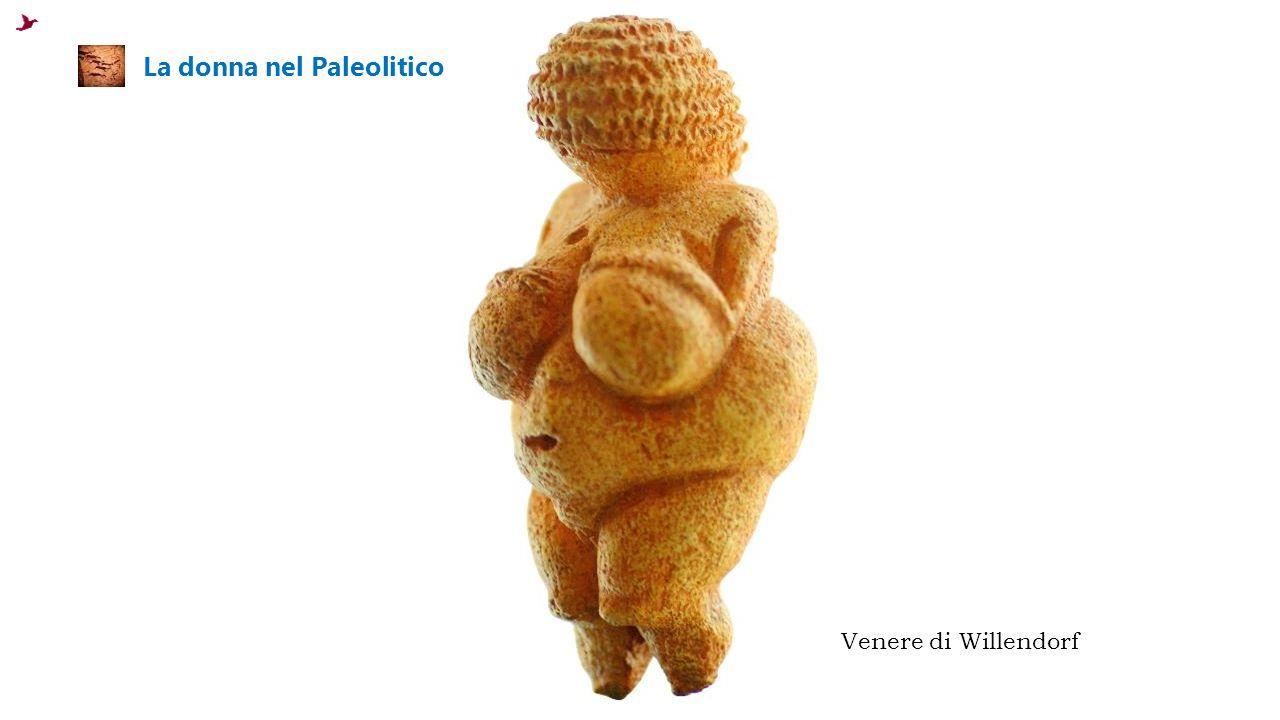 La donna nel Paleolitico