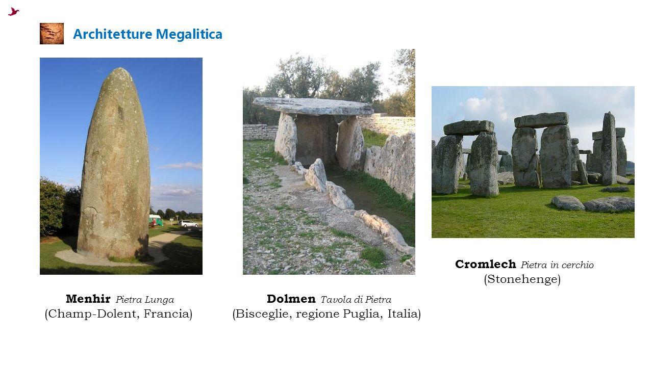Architetture Megalitica