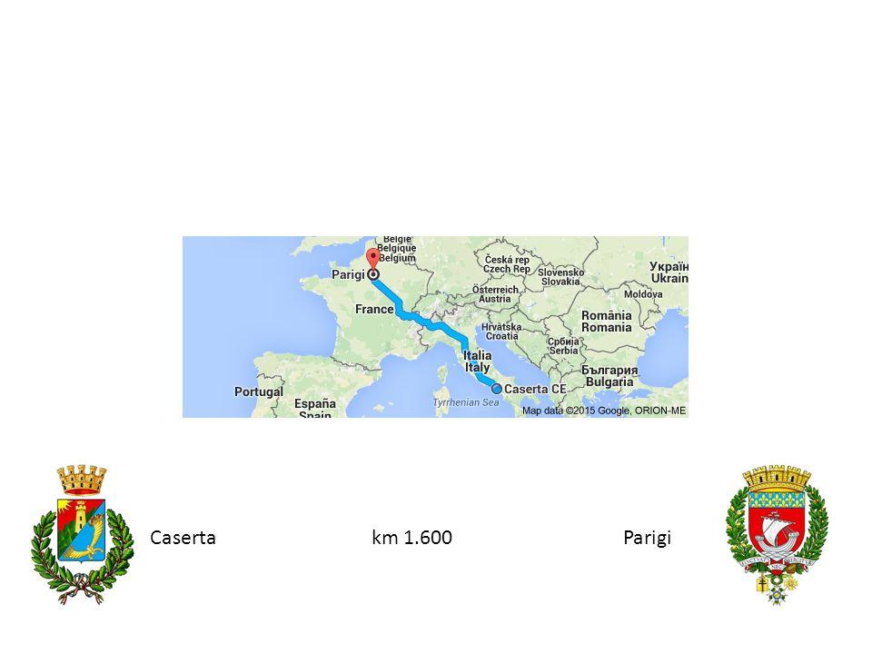 Caserta km 1.600 Parigi