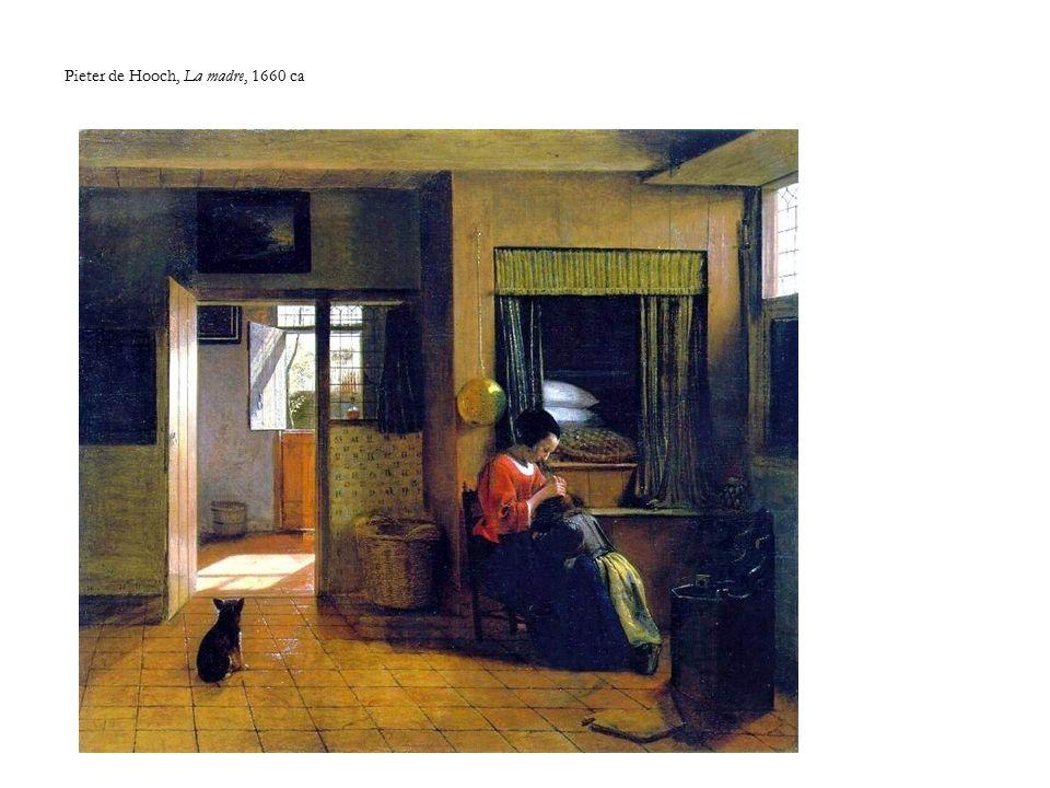 Pieter de Hooch, La madre, 1660 ca