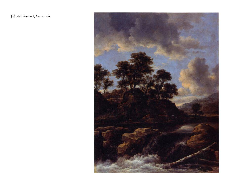 Jakob Ruisdael, La cascata