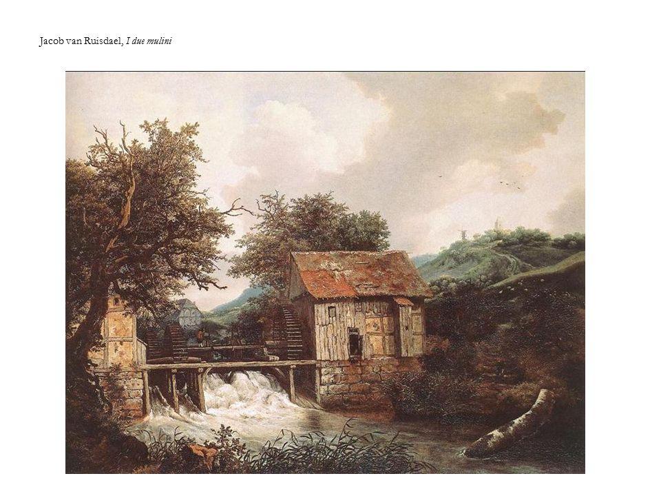 Jacob van Ruisdael, I due mulini