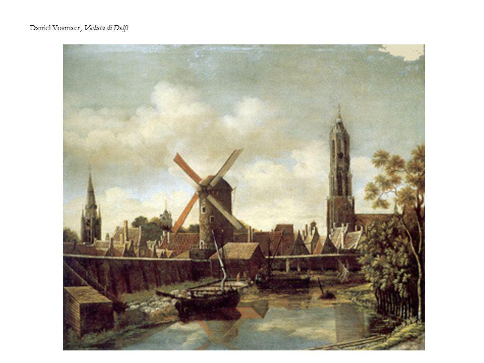 Daniel Vosmaer, Veduta di Delft