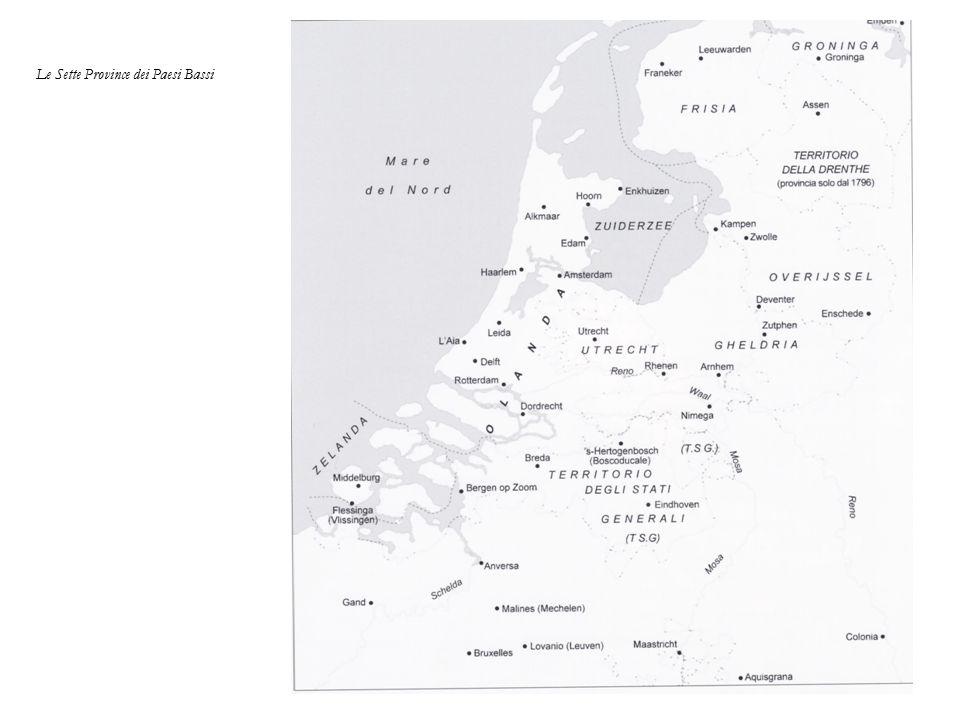 Le Sette Province dei Paesi Bassi